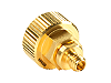 Y1900B Adapter, 1.0 mm (f) to ruggedized 1.0 mm (f), DC to 120 GHz