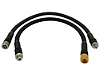 N4697K Flexible Test Cable Set, 1.85 mm