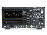 DSOX1204G Oscilloscope: 200 MHz, 4 Analog Channels