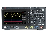 DSOX1204A Oscilloscope: 200 MHz, 4 Analog Channels