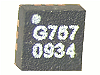 HMMC-5627-BLK 2-26.5 GHz SPDT GaAs Packaged MMIC Switch