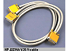 J2274A V.35 Y-Cable  [販売・サポート終了製品]