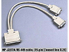 J2277A RS-449 Cable, (15-pin) [Leased line X.21] [Désuet]