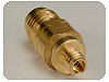 11921F Adapter, 1.0 mm (f) to 1.85 mm (f), DC to 67 GHz