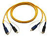 N2598A SC to SC Duplex MM Fiber Patch Cord [Obsolete]