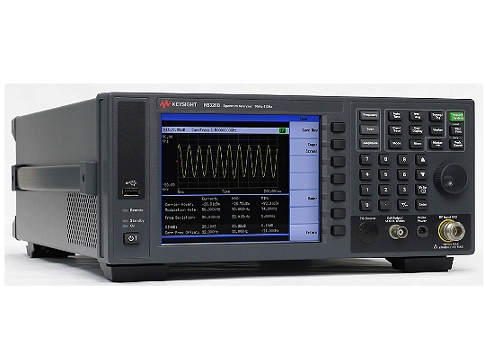 N9320B RF Spectrum Analyzer (BSA), 9 kHz to 3 GHz | Keysight