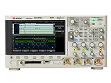DSOX3014A Oscilloscope: 100 MHz, 4 Channels