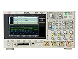 MSOX3024A Mixed Signal Oscilloscope: 200 MHz, 4 Analog Plus 16 Digital Channels