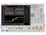 MSOX4024A Mixed Signal Oscilloscope: 200 MHz, 4 Analog Plus 16 Digital Channels