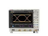 MSOS204A High-Definition Oscilloscope: 2 GHz, 4 Analog Plus 16 Digital Channels