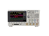 MSOX3024T Mixed Signal Oscilloscope: 200 MHz, 4 Analog Plus 16 Digital Channels