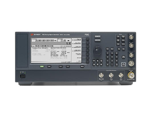 E8257D PSG Analog Signal Generator, 100 kHz to 67 GHz | Keysight