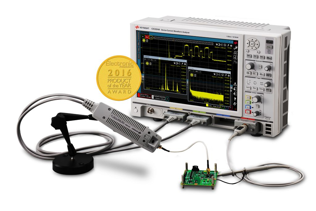 CX3300 Series Device Current Waveform Analyzers | Keysight