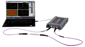 Share the compact VNA between your different test stations.