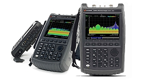 FieldFox Handheld RF and Microwave Analyzers | Keysight (formerly