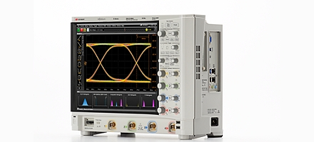 Get unmatched measurement accuracy with the S-Series oscilloscope