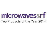 2014年のMicrowaves & RF Top Products